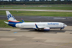 D-ASXD (afellows80) Tags: boeing 737 sunexpress germany eddl dus