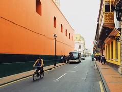 Lima (Costa Rica Bill) Tags: iphone vsco street city lima peru