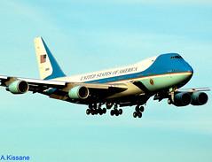 USAF VC-25 92-9000 (Adrian.Kissane) Tags: 29000 929000 b747 usaf shannon