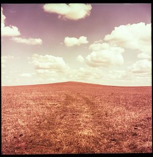 Astia 100f XPro - Hill Clouds