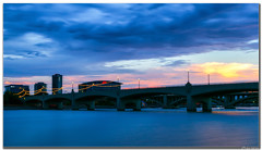 Tempe, Arizona (Ken Mickel) Tags: arizona cityscape clouds cloudscape cloudy kenmickelphotography lake lakes landscape longexposure longexposurephotography outdoors sky sunsets tempe tempetownlake waterscape weather architecture bridge nature photography sunset water unitedstates us