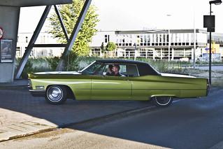 Cadillac Coupé DeVille 1968 (8538)