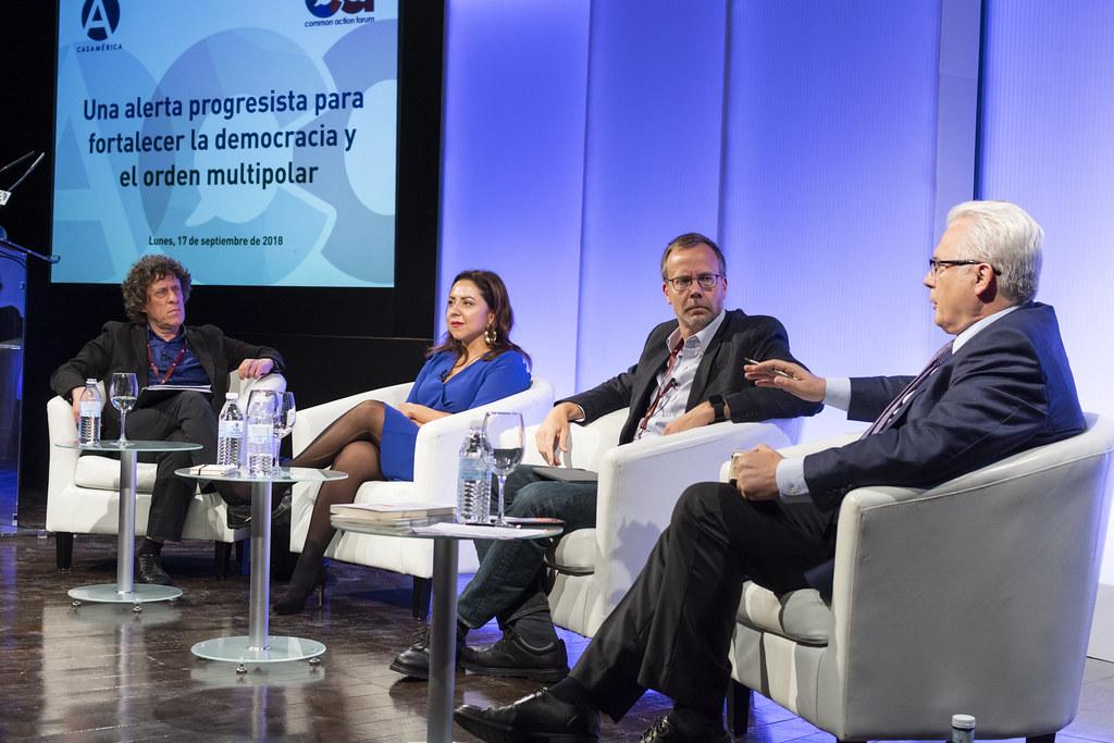 El Evento de la Semana:  Una Alerta Progresista Para Fortalecer La Democracia Y El Orden Multipolar