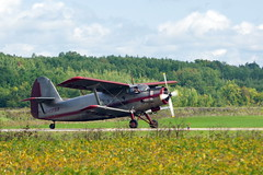 IMGP0728 (lopez.alexander) Tags: antonov an2 biplane airshow aviation