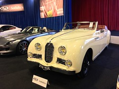 1950 Talbot-Lago T26 Record Cabriolet 4.5Litre straight 6 Cylinder engine (mangopulp2008) Tags: 1950 talbotlago t26 record cabriolet 45litre straight 6 cylinder engine rm sothebys open day 2017 london