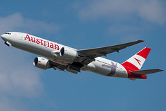 B772_OS75 (VIE-PVG)_OE-LPF (60 Years Livery)_1 (VIE-Spotter) Tags: vienna vie airport flughafen flugzeug planespotting airplane