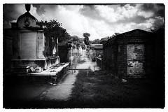 Ghosts of New Orleans (michael.mu) Tags: 21sem 21mm lafayettecemetery leica m240 motionblur neworleans cemetery neutraldensityfilter haunted ghost louisiana streetphotography monochrome bw noir