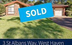 3 St Albans Way, West Haven NSW