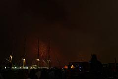 Sail 2015 Bremerhaven (Rolf Majewski) Tags: sail sail2015 bremerhaven segelschiffe hafen weser meer nordsee segel deutschland norddeutschland grosssegler matrosen mast anker lanzeitbelichtung feuerwerk