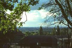 London from Horniman (Matthew Huntbach) Tags: horniman view cinestill800 london se23