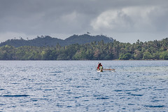 Outrigger on the Water 3278 (Ursula in Aus (Resting - Away)) Tags: jimclinephototour milnebay png papuanewguinea tawali
