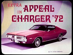 1972 Dodge Charger Dealer Promo 2 (Rickster G) Tags: 1972 dodge charger topper brochure flyer literature sales ads dealer 500 rt bbody super bee sixpack convertible mopar muscle car 383 440 426 hemi scatpack 1966 1967 1968 1969 1970 1971 1973 70s 60s promo