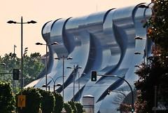Estadio (Franco D´Albao) Tags: fujifilmfinepixhs50exr francodalbao dalbao estadio stadium fútbol soccer deporte sport balaídos vigo architecture