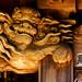Gosho-jinja Shrine in Kamakura : 鎌倉・五所神社・唐獅子の柱飾り