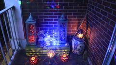 Boho Decor Lanterns (blackunigryphon) Tags: boho bohochic bohostyle bohodecor decor lanterns candles bohemian gypset