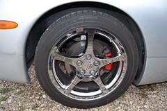 CHEVROLET C5 Coupé - 1997 (SASSAchris) Tags: chevrolet corvette c5 coupé 10000 tours castellet circuit ricard voiture américaine