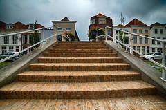 Bridge @ Gouda (PaulHoo) Tags: gouda city urban nikon d750 architecture house 2018 wideangle ultrawideangle samyang 14mm hdr