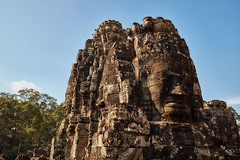 Bayon – Stone face (Thomas Mülchi) Tags: bayon temple angkor siemreap cambodia 2018 siemreapprovince angkorthom tower stoneface architecture krongsiemreap kh