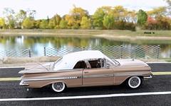 1959 Chevrolet Impala Convertible (JCarnutz) Tags: 124scale diecast wcpd 1959 chevrolet impala