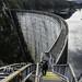 Ezra climbs up. Gordon Dam, Southwest National Park-6