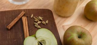 Applesauce mise en place