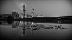 Staythorpe Power Station (Aaron Pack (100,000+ views Thank You x)) Tags: stayethorpe newark lincoln energy monochrome longexposure power sation hoyapolarizer