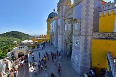 Palacio National da Pena, Sintra, Portugal, August 2018 1023 (tango-) Tags: portugal portogallo 葡萄牙 португалия البرتغال ポルトガル palaciodelapena penanationalpalace sintra
