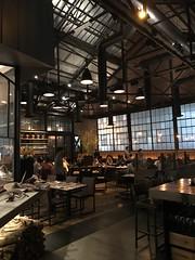 Officine Brera main dining room (TomChatt) Tags: food lafoodie