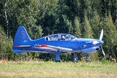 Yak-152 (RealHokum) Tags: russianairforce russianarmy airshow aircraft airplane aviation army2018 trainer yak152 yakovlev ef200400