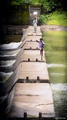 n Pursuit on Sarita Gayakwad's Race-Trek (Neha & Chittaranjan Desai) Tags: india dang gujarat river check dam boy tribal people athletics gold medal