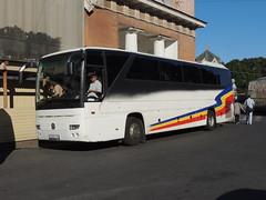 DSCN4061 BDC, Saint-Petersburg Р 250 АС 178 (Skillsbus) Tags: russia buses coaches bdc mercedes o35015rhd tourismo vetrov eurobus switzerland narnia
