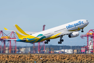 Cebu Pacific Airbus A330