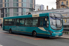 Arriva NW MX61AVG (Mike McNiven) Tags: arriva northwest wright pulsar2 vdlbus manchester victoria railreplacement wigan wallgate bolton