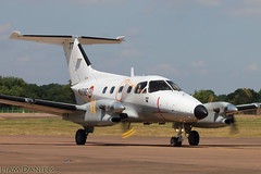 Embraer EMB.121AN Xingu - 77 - French Navy (TyAviationImages.co.uk) Tags: embraer emb121an xingu 77 french navy