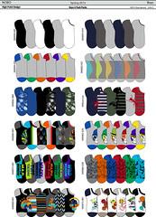 WM S13 Boys 6pk pack, v2 (boodiba) Tags: sockdesign hosierydesign surfacedesign target adobeillustrator photoshop graphicdesign