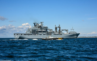German Navy and RAF Launch