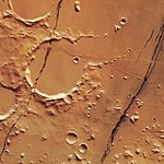 Mars Express view of Cerberus Fossae thumbnail