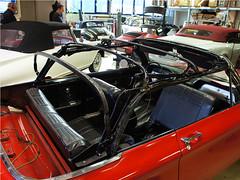 Chevrolet Corvair Monza Verdeck 1962 - 1969 Vorher (best_of_ck-cabrio) Tags: car chevrolet corvair monza montage cabrio verdeck spriegel ckcabrio vorher
