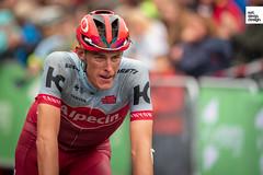 Tour Of Britain Stage 7-153.jpg (eatsleepdesign) Tags: mansfield action tourofbritain procyclists sigma150600mm sigma teamkatusha bikes tourofbritain2018 nikond750 cycling nottinghamshire