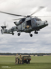 Army Air Corps Reserves train with Wildcat helicopters (Defence Images) Tags: wildcatmk1 utilityandreconnaissance aircraft equipment 6regtaac 6thregiment armyaircorps regiments army training wildcat usl soldiers reserves rh middlewallop jhc helicopter flying armyreserves aircorps arf aac safety rope underslungload defence free defense uk british military hampshire