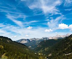 (der-kruemel) Tags: 70d austria canon canoneos70d eos panorama republikösterreich tannheimertal tirol tyrol österreich berge himmel sky wolken cloud gemeindegrän at