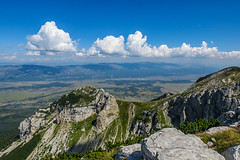 Dinara mountain, Bosnia and Herzegovina (HimzoIsić) Tags: landscape mountain peak mountainside hiking mountaineering outdoor nature sky clouds blue green hill