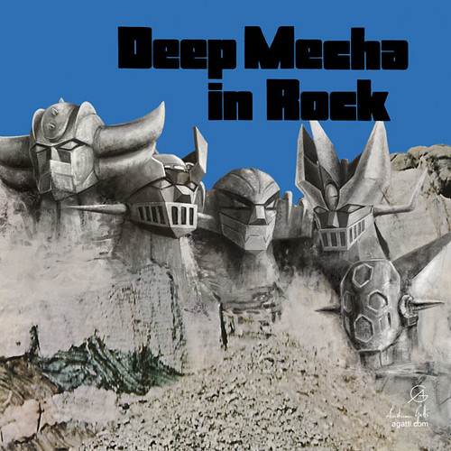 Mecha In Rock