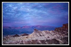 Zabriskie Point, Death Valley, CA (SherrieAuhll) Tags: deathvalley november2013 sunrise zabriskiepoint
