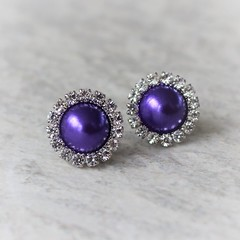 Purple Earrings, Purple Bridesmaid Jewelry, Bridesmaid Earrings Gift, Stud Earrings, Purple Jewelry, Silver or Gold Setting https://t.co/xvcoeeiSG1 #earrings #weddings #jewelry #gifts #bridesmaid https://t.co/IbGxxl6QtK (petalperceptions.etsy.com) Tags: etsy gift shop fashion jewelry cute