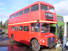 RM1123 - 123 CLT. (wagn1) Tags: rmroutemaster parkroyalbodywork londontransport wealdenpsv buses paddockwood kent