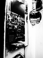 24/7 (seba0815) Tags: ricohgrdiv grd monochrome streetphotography street urban urbanarte city reflection dark light white black blackwhite blanc noir seba0815 mood