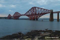 Forth Bridge (Explored) (Herb287) Tags: nikon d60 forthbridge firthofforth bridge railways river scotland edinburgh worldheritagesite architecture southqueensferry unlimitedphotos theamateursgroup