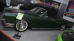 Lincoln Continental - Spiderman (CHRISTOPHE CHAMPAGNE) Tags: 2018 usa nevada lasvegas hollywood car museum lincoln continental spiderman
