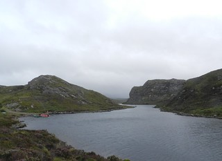 Loch na Thull, North West Sutherland, Aug 2018